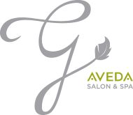 g Aveda Salon Spa Logo